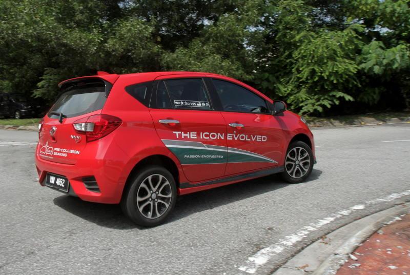 2017 Perodua Myvi Advance (28)