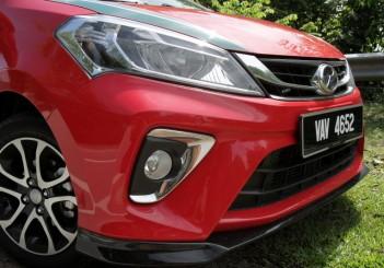 2017 Perodua Myvi Advance  (45)