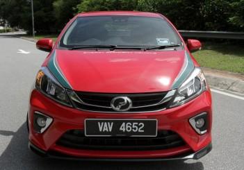 2017 Perodua Myvi Advance  (50)
