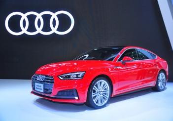 Audi A5 45 TFSI quattro S line - 01