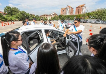 Ford Driving Skill For Life UTAR - 03