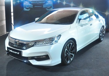 Honda Accord 2.4 VTi-L Advance - 12