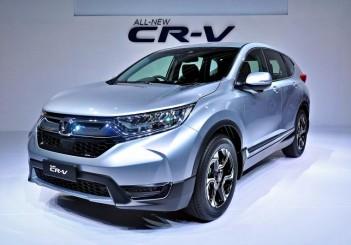 Honda CR-V 1.5TC-P 2WD - 01