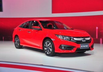 Honda Civic RED - 03
