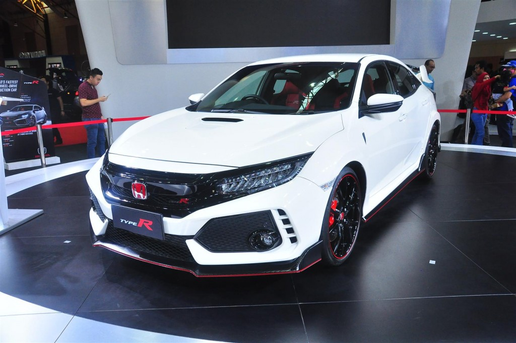 Honda Civic Type R Officially Launched At RM320K