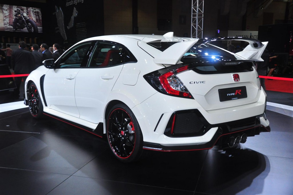 Honda Civic Type R - 14