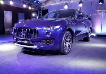 Maserati Levante S (2)
