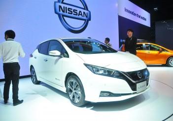 Nissan Leaf - 01