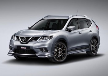 Nissan X-Trail Tuned by IMPUL - 01