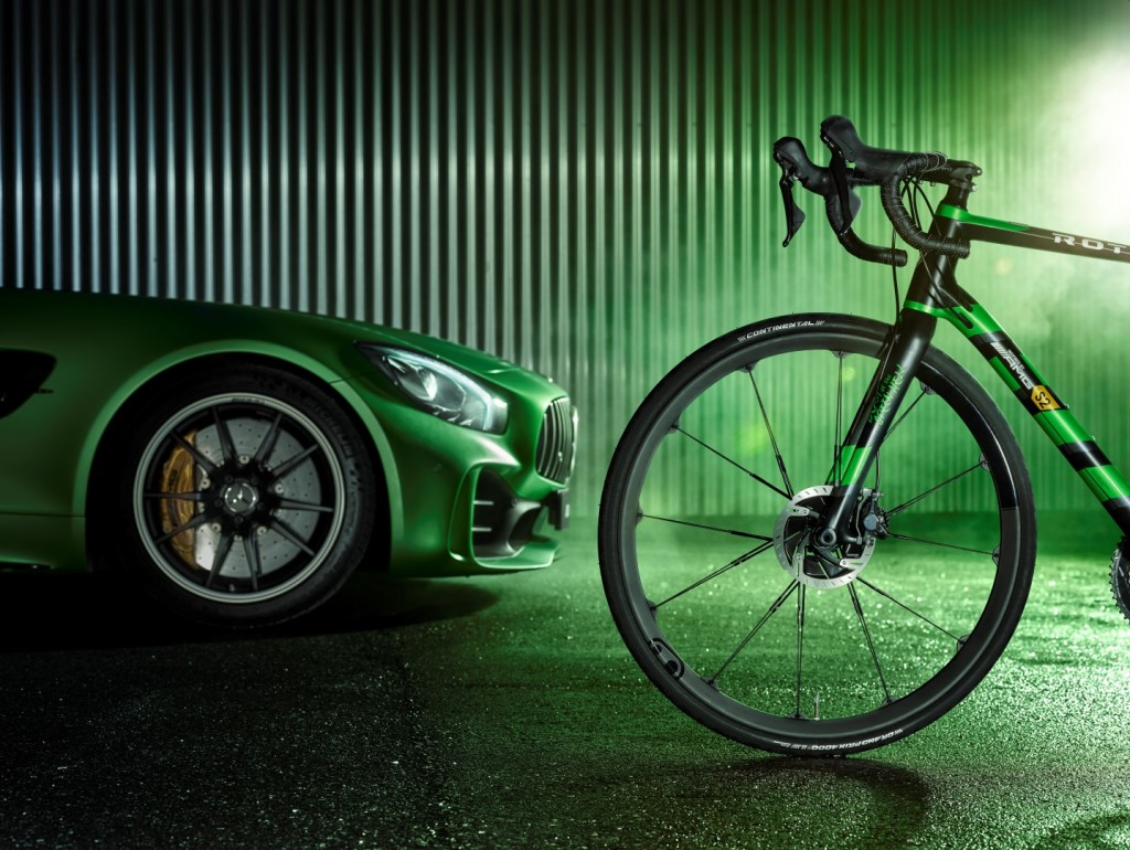 "Das neue ROTWILD-Rennrad R.S2 Limited Edition ""Beast of the Green Hell"": Driving Performance auf zwei Rädern"