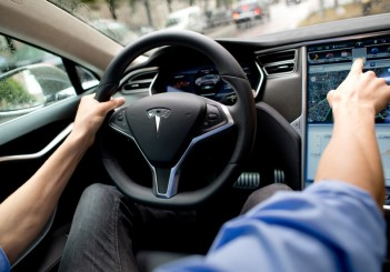 Tesla's new 'chill' option helps drivers to calm down