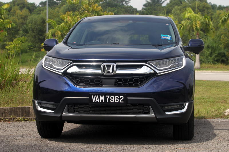 2017 Honda CR-V TC-P (1)