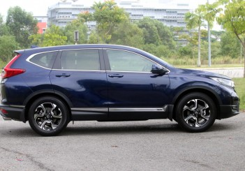 2017 Honda CR-V TC-P (18)