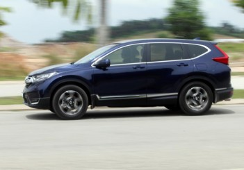2017 Honda CR-V TC-P (2)