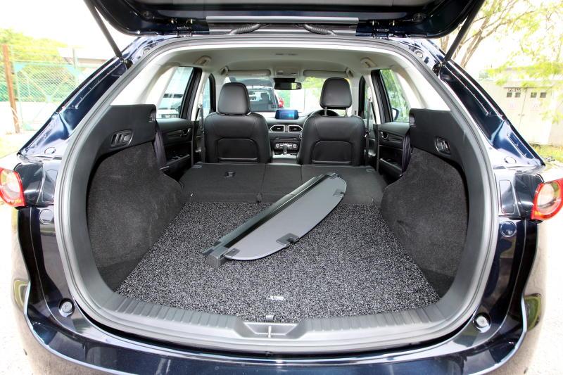 2017 Mazda CX-5 2-5 GLS (2)