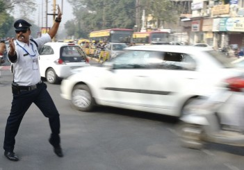 INDIA-POLICE-OFFBEAT