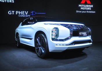 Mitsubishi GT-PHEV Concept - 05
