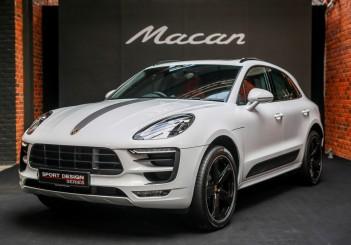 Porsche Macan SportDesign - 01