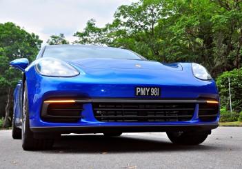 Porsche Panamera 3.0 V6 - 02