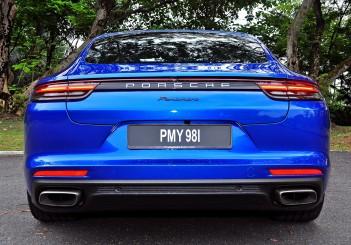 Porsche Panamera 3.0 V6 - 25