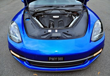 Porsche Panamera 3.0 V6 - 44