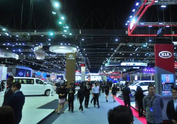 Thailand International Motor Expo - 01