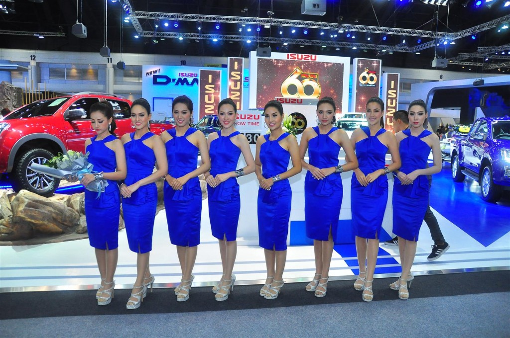 Thailand International Motor Expo (Babes) - 02