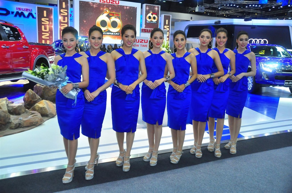 Thailand International Motor Expo (Babes) - 03