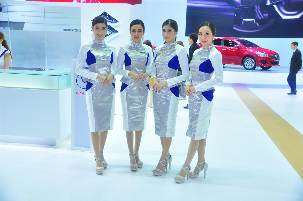 Thailand International Motor Expo (Babes) - 04