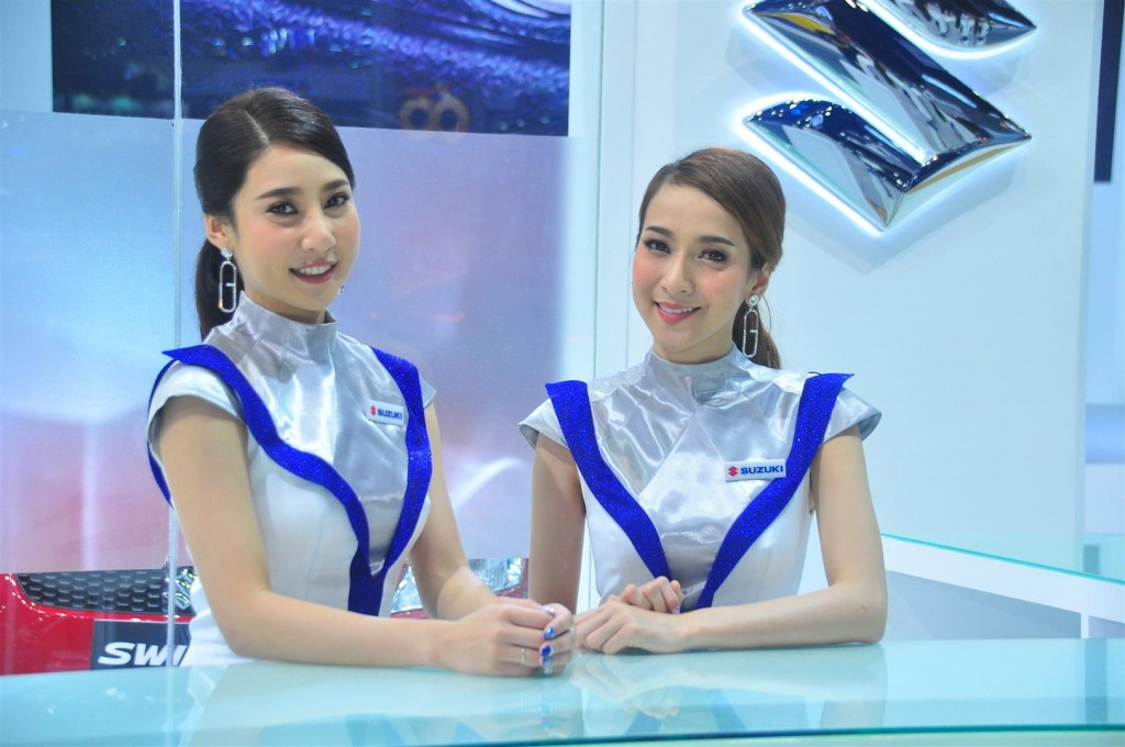 Thailand International Motor Expo (Babes) - 06