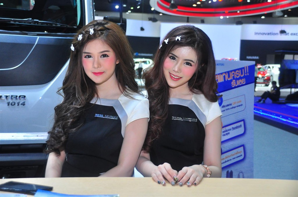Thailand International Motor Expo (Babes) - 07