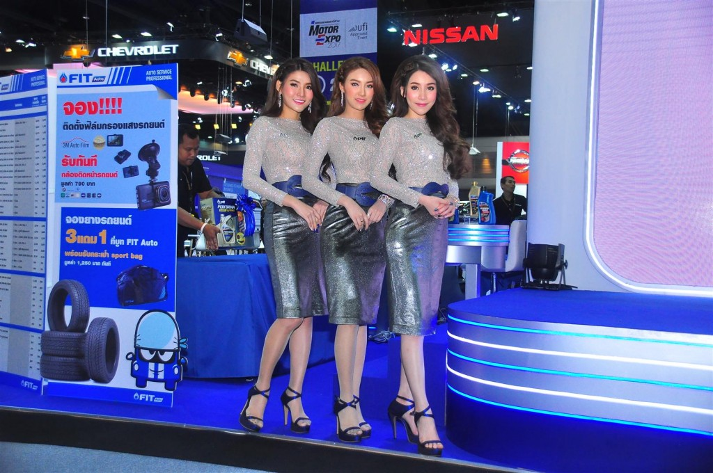 Thailand International Motor Expo (Babes) - 08