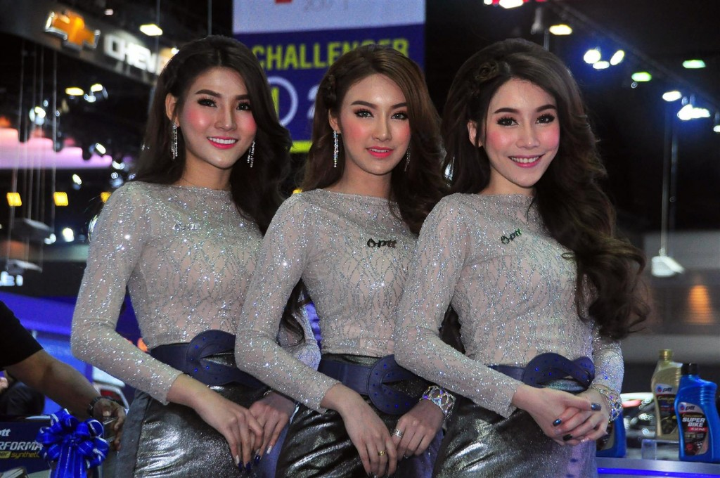 Thailand International Motor Expo (Babes) - 09