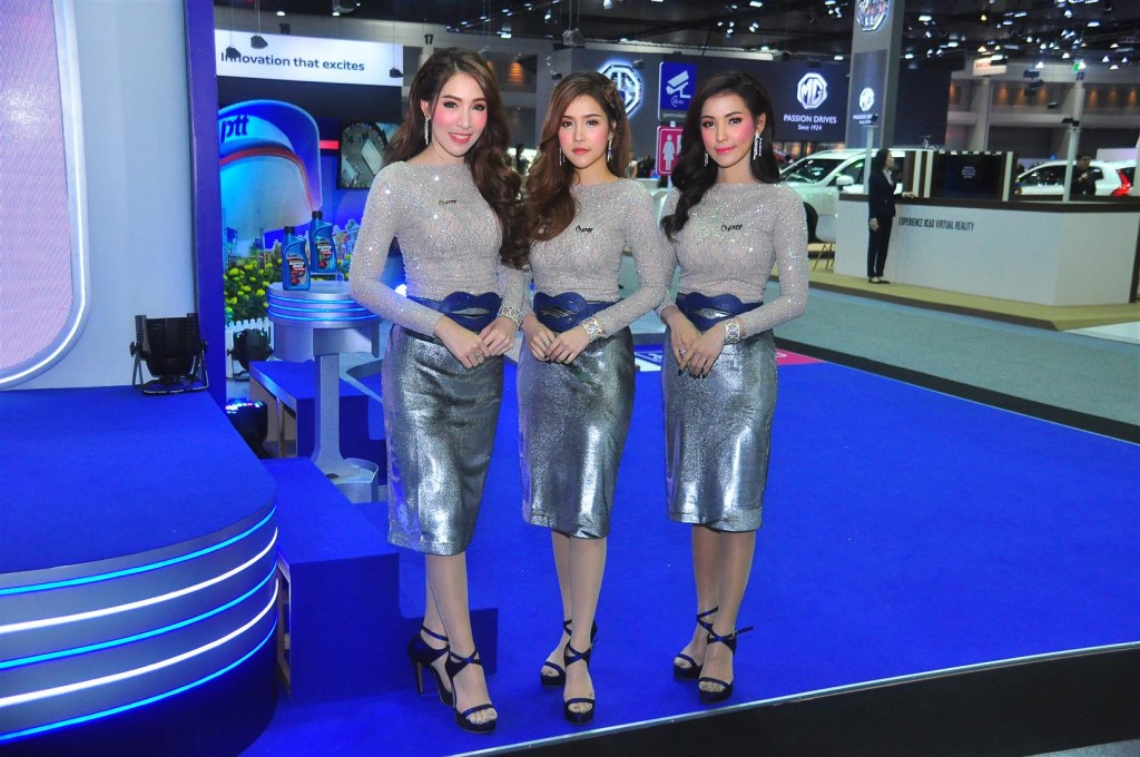 Thailand International Motor Expo (Babes) - 10