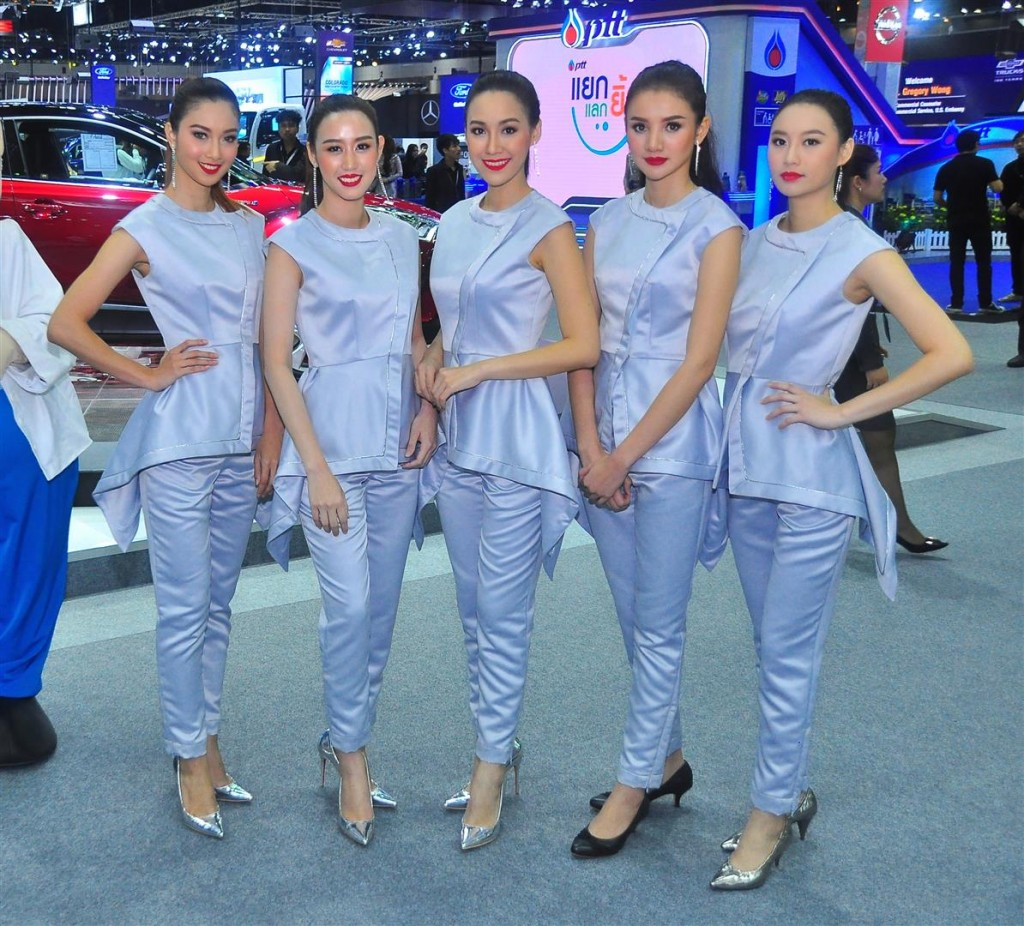 Thailand International Motor Expo (Babes) - 12
