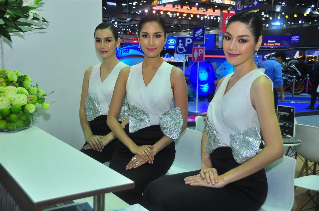 Thailand International Motor Expo (Babes) - 14