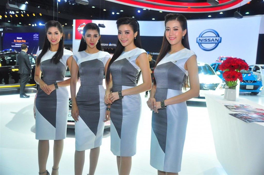 Thailand International Motor Expo (Babes) - 15