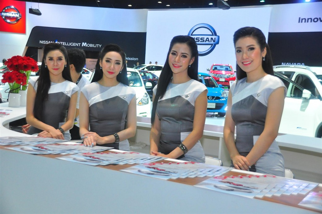 Thailand International Motor Expo (Babes) - 17