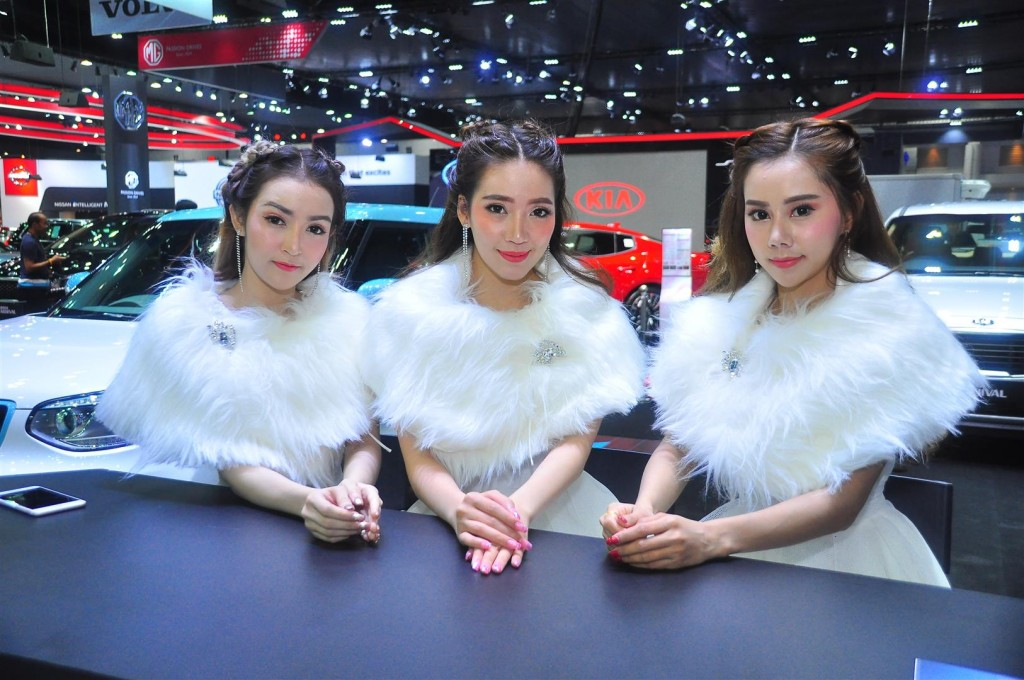 Thailand International Motor Expo (Babes) - 19