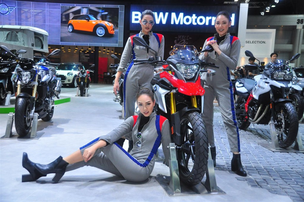 Thailand International Motor Expo (Babes) - 23
