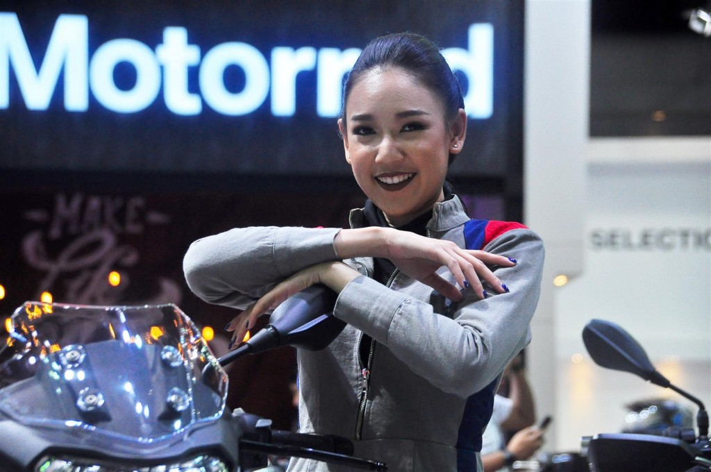 Thailand International Motor Expo (Babes) - 26