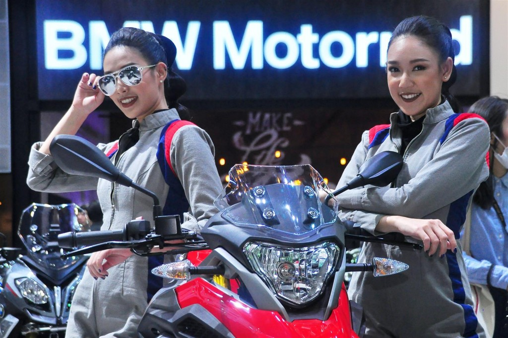 Thailand International Motor Expo (Babes) - 27