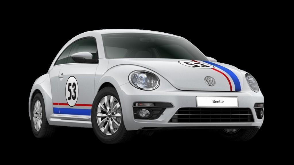 Volkswagen Beetle (Herbie 53) - 01