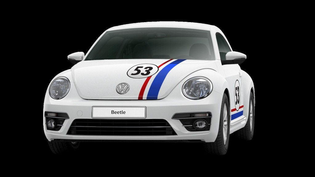 Volkswagen Beetle (Herbie 53) - 02