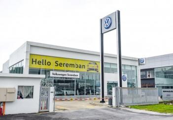 Volkswagen Seremban 3S Centre