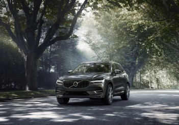 3_The new Volvo XC60 T6 Inscription in Pine Grey