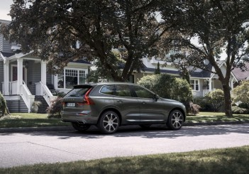 8_The new Volvo XC60 T6 Inscription in Pine Grey