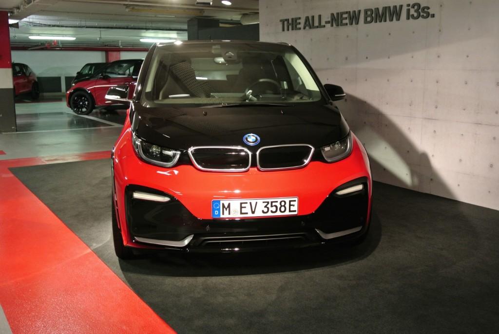 BMW i3s (Lisbon-Portugal) - 01