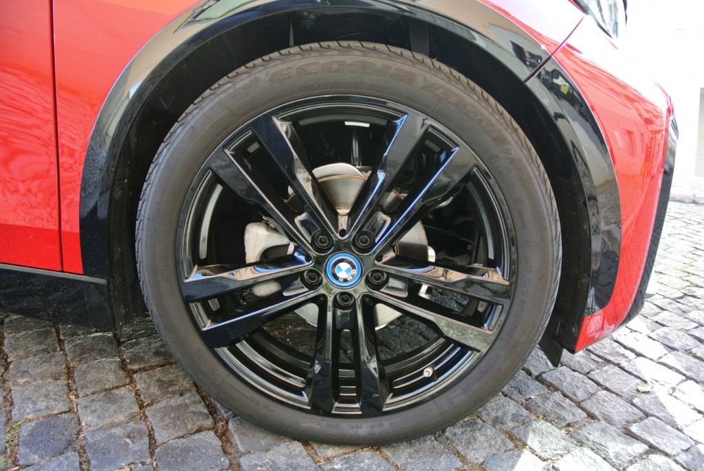 BMW i3s (Lisbon-Portugal) - 06