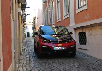 BMW i3s (Lisbon-Portugal) - 08